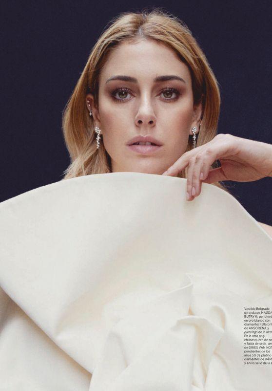 Blanca Suárez - Harpers Bazaar Spain May 2020 Issue
