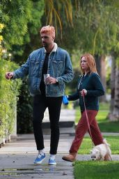 Brittany Snow - Out in LA 04/10/2020