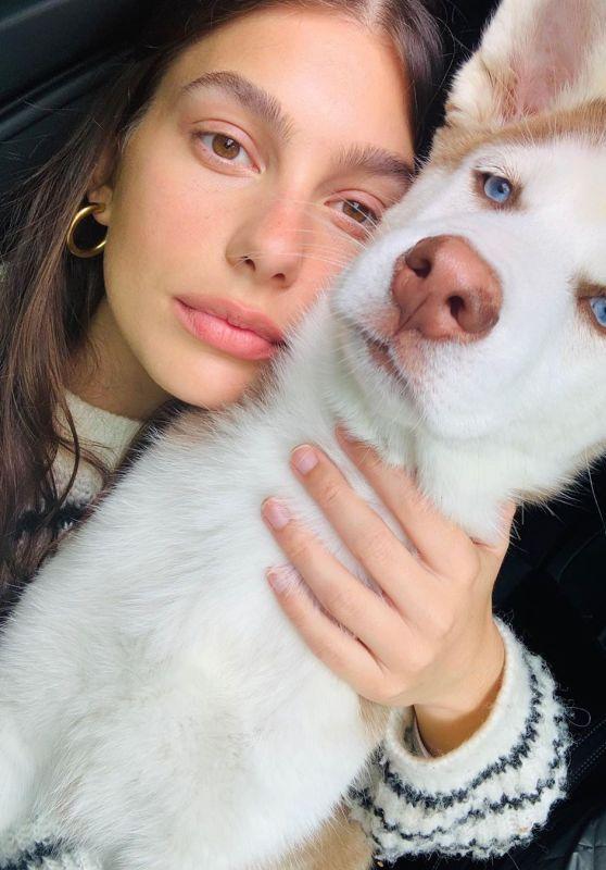 Camila Morrone - Social Media 04/08/2020