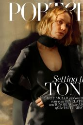 Carey Mulligan - The Edit by Net-A-Porter April 2020 Cover and Photos