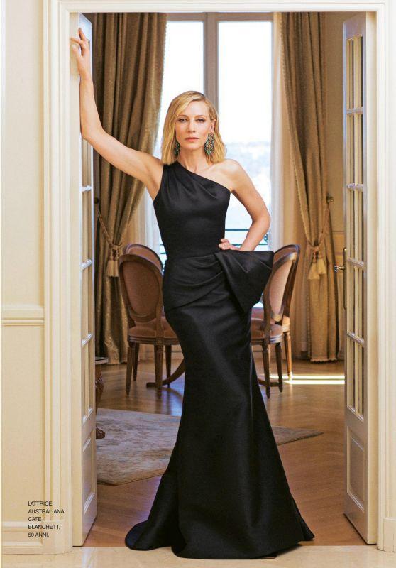 Cate Blanchett - Grazia Magazine Italy 04/30/2020 Issue