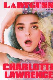 Charlotte Lawrence - Ladygunn Magazine April 2020