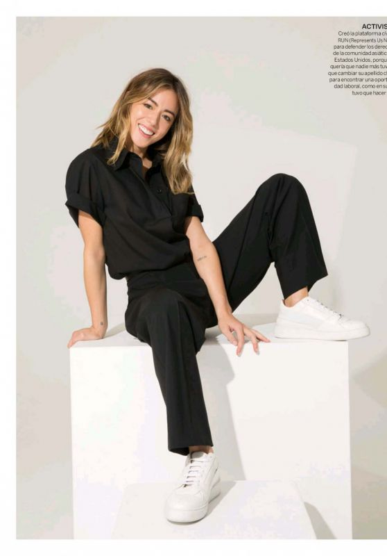 Chloe Bennet - Woman Madame Figaro Spain April 2020 Issue