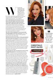 Christina Hendricks - InStyle Magazine May 2020 Issue