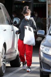 Christina Milian - Shopping in Los Angeles 04/04/2020