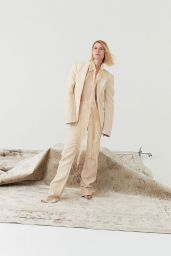 Claire Danes - T Magazine Singapore May 2020