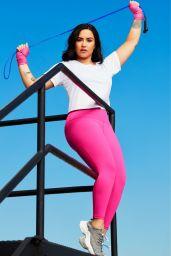 Demi Lovato - Fabletics line Spring Summer 2020