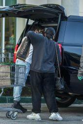 Demi Lovato - Grocery Shopping in LA 04/04/2020