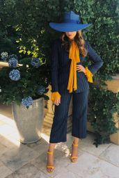 Elizabeth Gillies - Social Media 04/13/2020