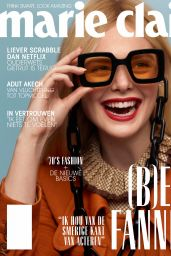 Elle Fanning - Marie Claire Netherlands April 2020 Issue