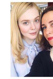 Elle Fanning - Photoshoot for Tush Magazine March 2020