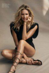 Elle Macpherson - Harper's Bazaar Australia May 2020 Issue