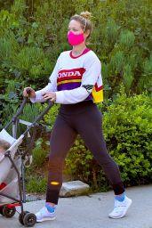 Erika Christensen - Out in Beverly Hills 04/11/2020