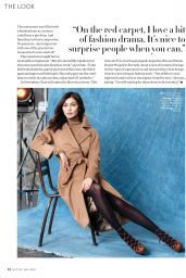 Gemma Chan - InStyle Magazine May 2020 Issue