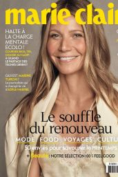 Gwyneth Paltrow - Marie Claire Magazine France May 2020 Issue