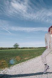 Hayley Williams - Photoshoot for Nylon Magazine April 2020