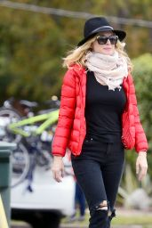 Heather Graham - Out in LA 04/21/2020