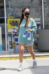Inanna Sarkis - Shopping at Whole Food in LA 04/26/2020