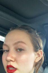 Iris Apatow - Social Media 04/23/2020