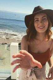Ivana Baquero - Social Media 04/30/2020