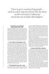 January Jones - Shape Magazine March 2020 Issue