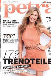 Jennifer Aniston - Petra Magazine May 2020 Issue
