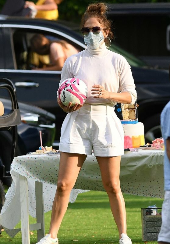 Jennifer Lopez - Birthday Bash in Miami 04/21/2020