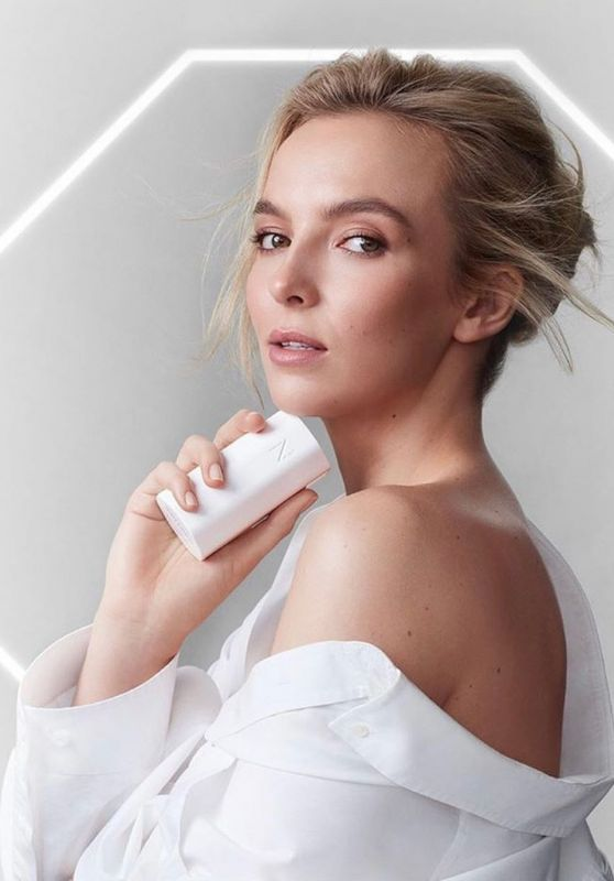 Jodie Comer - Skincare Brand Noble Panacea 2020 New Face