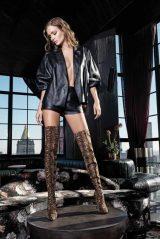 Josephine Skriver - Numero Russia 057 Spring 2020 Issue