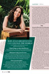 Julia Louis-Dreyfus - People USA 04/27/2020 Issue