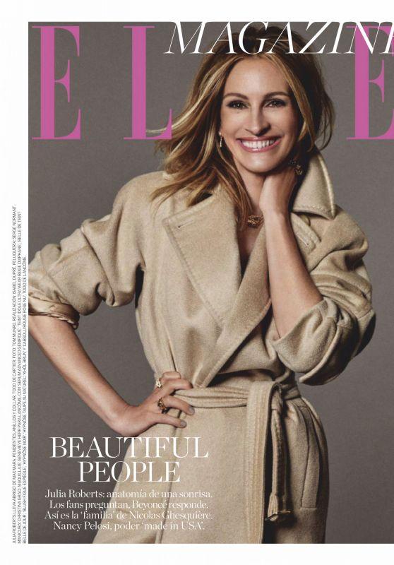 Julia Roberts - ELLE Magazine Spain February 2020 Issue