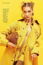 Kaia Gerber, Gigi Hadid, Bella Hadid and Adut Akech - Grazia Italy 04/02/2020 Issue