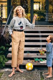 Karolina Kurkova - Parents Magazine May 2020 Issue