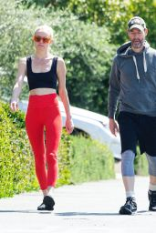 Kate Bossworth and Michael Polish - Out in LA 04/01/2020