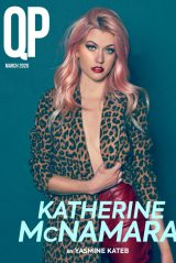 Katherine McNamara - QP Magazine March 2020 Issue (more photos)