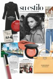 Katie Holmes - InStyle Espana May 2020 Issue