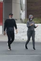Katy Perry and Orlando Bloom - Shop For Supplies at Target in LA 04/18/2020