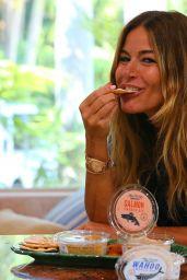Kelly Killoren Bensimon in a Bikini - West Palm Beach 03/26/2020
