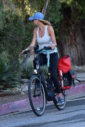Kelly Rohrbach - Biking in Brentwood 04/22/2020