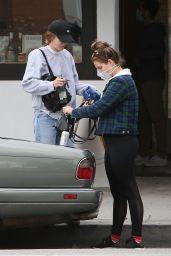 Lana Del Rey and Her Sister Caroline Grant - Los Angeles 04/10/2020