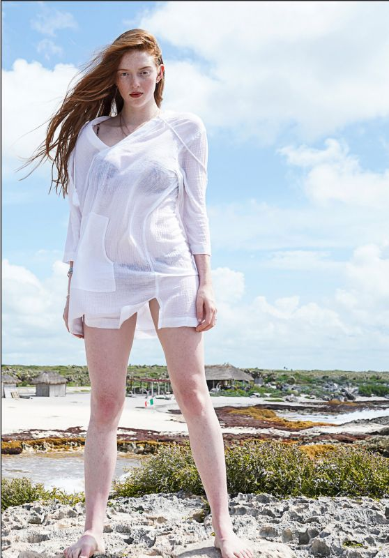 Larsen Thompson - Mayan Travel Magazine Mexico April 2020