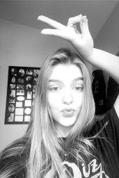 Lyliana Wray - Social Media 04/21/2020