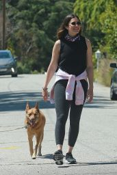 Mandy Moore - Out in Los Angeles 04/14/2020