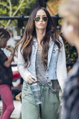Megan Fox - Out in Calabasas 04/04/2020