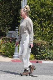 Melanie Griffith in Casual Outfit - Los Angeles 03/29/2020