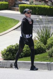 Melanie Griffith in Spandex - Out in Los Angeles 04/11/2020