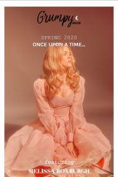 Melissa Roxburgh – Grumpy Magazine Spring 2020 Issue