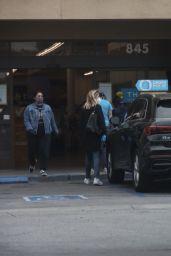 Mia Goth and Shia LaBeouf - Leaving Petco in Pasadena 04/18/2020
