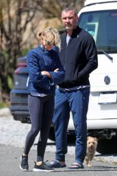 Naomi Watts - Out in the Hamptons 04/15/2020
