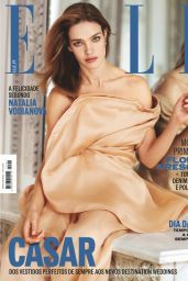 Natalia Vodianova - ELLE Magazine Portugal May 2020 Issue